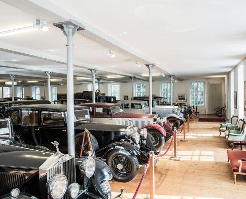 Rolls-Royce Museum © Petra Rainer - Bodensee-Vorarlberg Tourismus GmbH